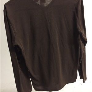Armani Exchange Shirts - Brown Armani Exchange shirt